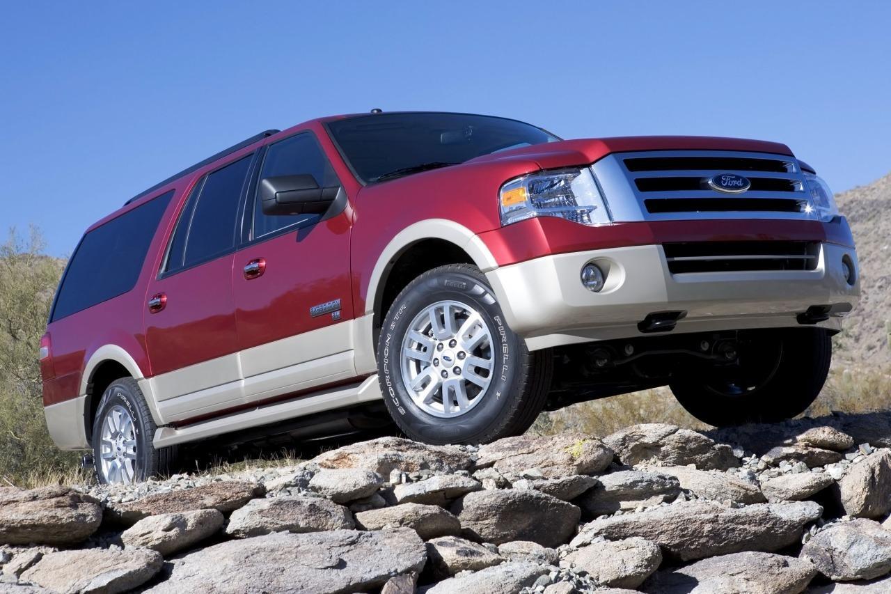 2013 Ford Expedition El LIMITED SUV Slide 0