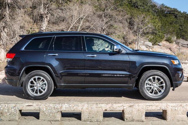 2016 Jeep Grand Cherokee LIMITED Hillsborough NC