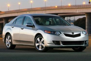 2010 Acura Tsx 2.4 4dr Car Slide