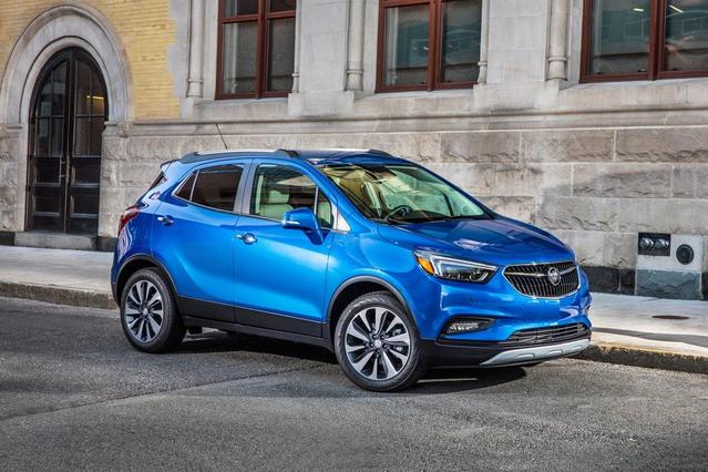 2017 Buick Encore PREFERRED Sport Utility Slide 0