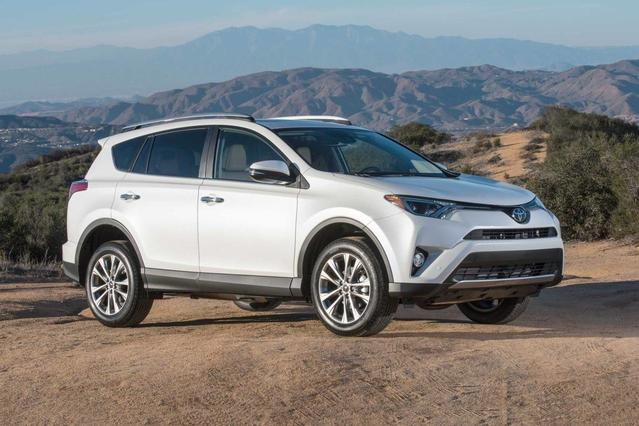 2017 Toyota RAV4 LIMITED Slide 0