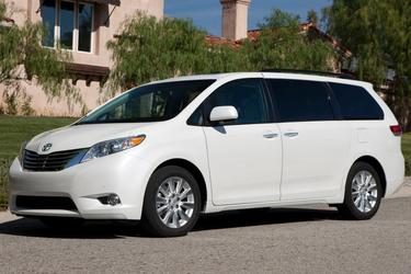 2012 Toyota Sienna XLE MOBILITY AUTO ACCESS Conyers GA