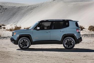 2017 Jeep Renegade LATITUDE SUV Durham NC