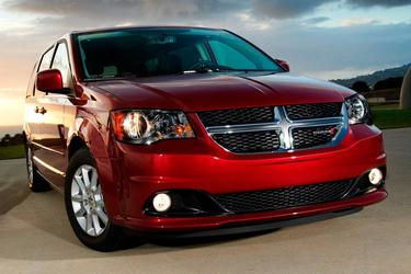 2015 Dodge Grand Caravan SXT Minivan Slide