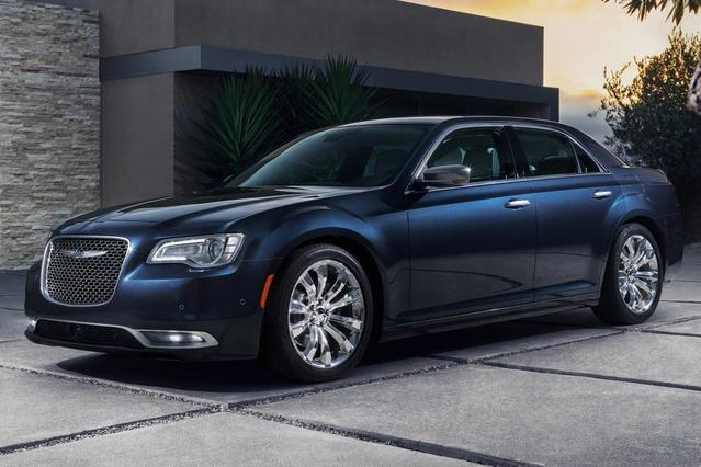 2015 Chrysler 300 LIMITED 4dr Car Slide 0