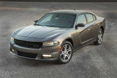 2017 Dodge Charger SXT Sedan Slide