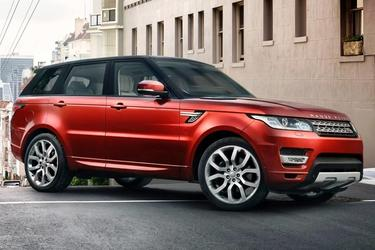 2015 Land Rover Range Rover Sport HSE SUV Slide