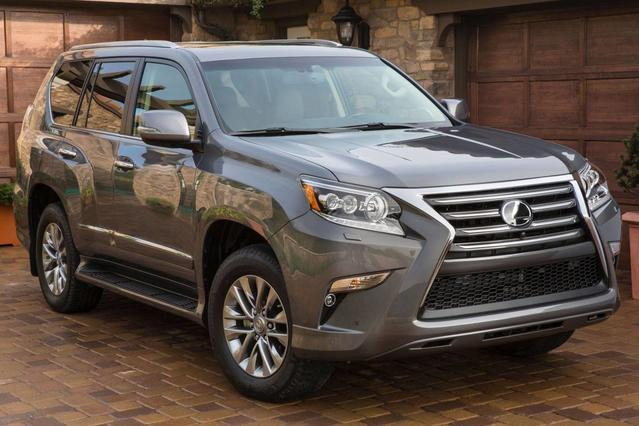 2015 Lexus GX 460 LUXURY Slide 0