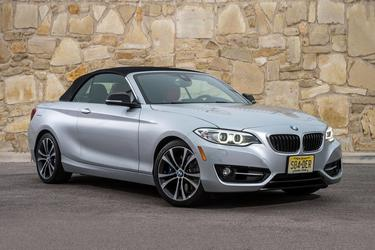 2017 BMW 2 Series 230I XDRIVE Convertible Slide