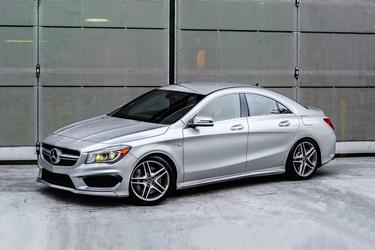 2017 Mercedes-Benz CLA CLA 250 Sedan Slide