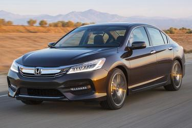 2017 Honda Accord EX-L Coupe Slide