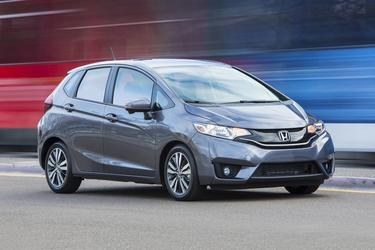 2017 Honda Fit EX-L Hatchback Merriam KS