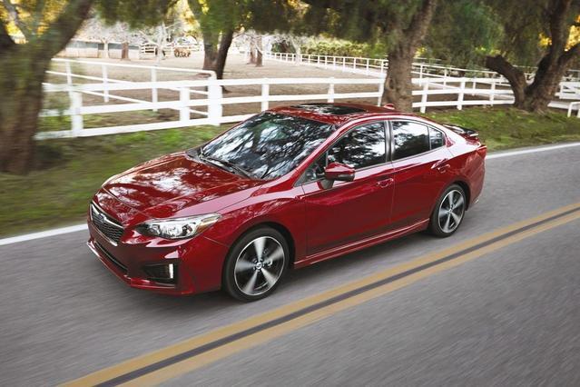 2017 Subaru Impreza SPORT Hatchback Hillsborough NC