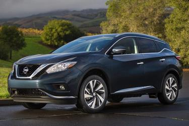2016 Nissan Murano PLATINUM SUV Merriam KS