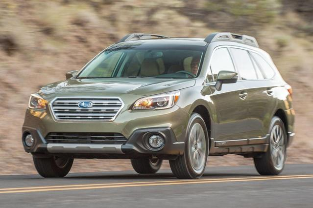 2017 Subaru Outback 2.5I SUV Hillsborough NC