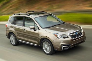 2017 Subaru Forester PREMIUM SUV North Charleston SC