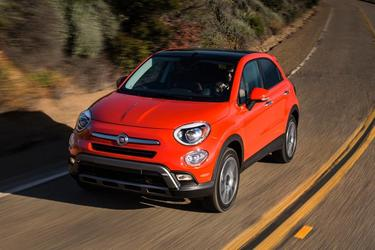 2017 FIAT 500X LOUNGE SUV Merriam KS