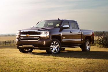 2017 Chevrolet Silverado 1500 CUSTOM Pickup Slide