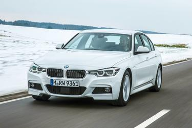2017 BMW 3 Series 330I Sedan Slide