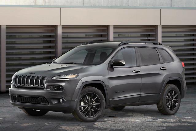 2017 Jeep Cherokee ALTITUDE FWD *LTD AVAIL*
