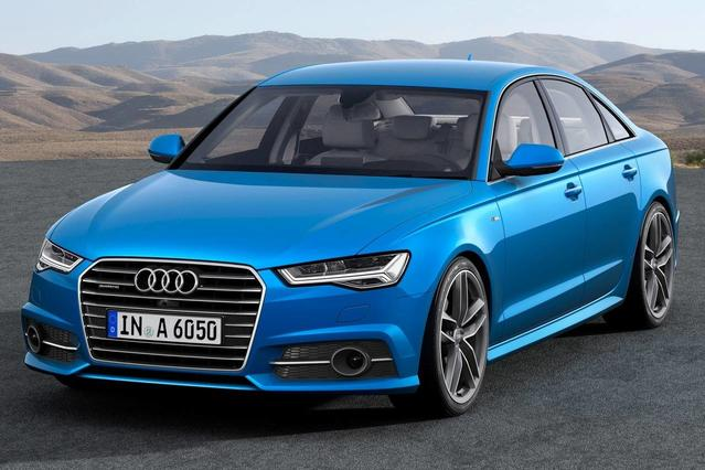 2016 Audi A6 2.0T PREMIUM PLUS Slide 0