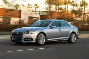 2017 Audi A4 PREMIUM PLUS Sedan Merriam KS