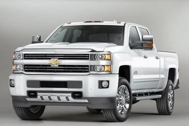 2016 Chevrolet Silverado 2500HD LT Pickup Apex NC