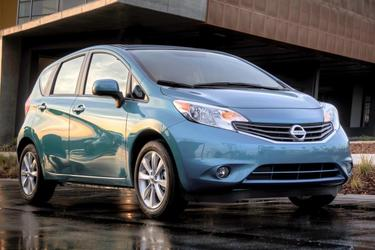 2015 Nissan Versa Note SV 4D Hatchback Lexington NC