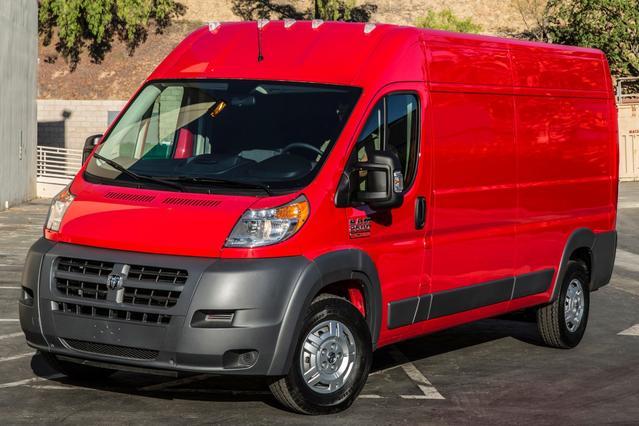 2017 Ram ProMaster Cargo Van HIGH ROOF Full-size Cargo Van Slide 0