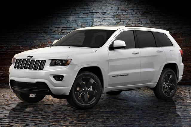 2015 Jeep Grand Cherokee LIMITED 4D Sport Utility Slide 0