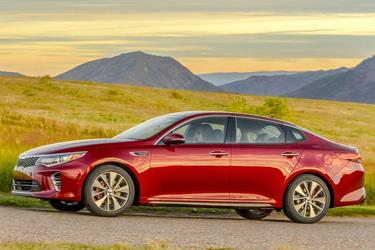 2016 Kia Optima LX Hillsborough NC
