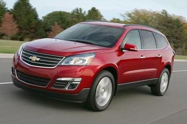 2017 Chevrolet Traverse LS SUV Slide