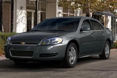 2014 Chevrolet Impala Limited LT 4dr Car Slide 0