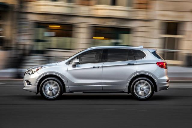 2017 Buick Envision ESSENCE Sport Utility Hillsborough NC
