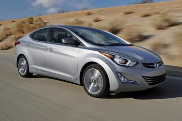 2014 Hyundai Elantra SE Sedan Slide