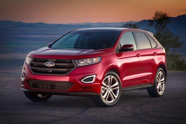 2017 Ford Edge SEL Hillsborough NC