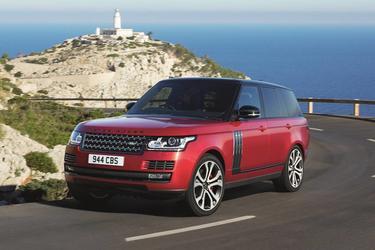 2017 Land Rover Range Rover V8 SUPERCHARGED SWB SUV Apex NC