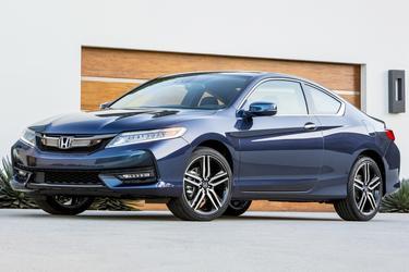 2016 Honda Accord EX-L Coupe Merriam KS