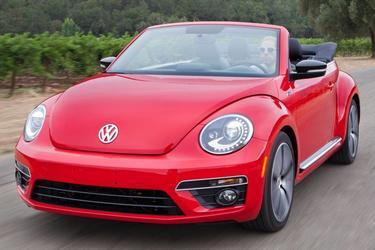 2015 Volkswagen Beetle Convertible 1.8T Convertible Apex NC