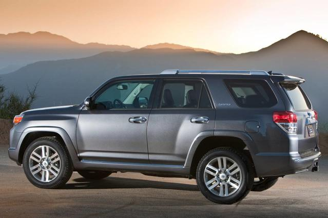 pre owned toyota 4runner in asheboro nc 29317a. Black Bedroom Furniture Sets. Home Design Ideas