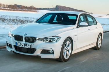 2016 BMW 3 Series 330E Sedan Slide