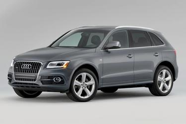 2017 Audi Q5 PREMIUM SUV Merriam KS