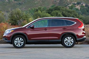 2014 Honda CR-V EX-L Sport Utility North Charleston SC