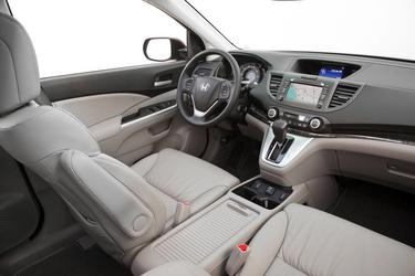 2014 Honda CR-V EX-L Sport Utility Apex NC