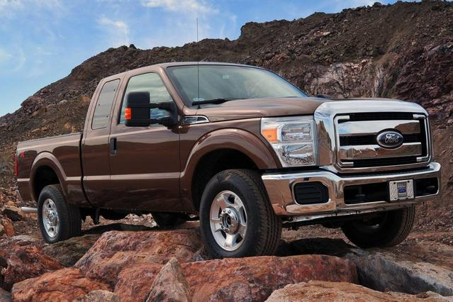 2016 Ford F-250SD KING RANCH 4D Crew Cab Slide 0