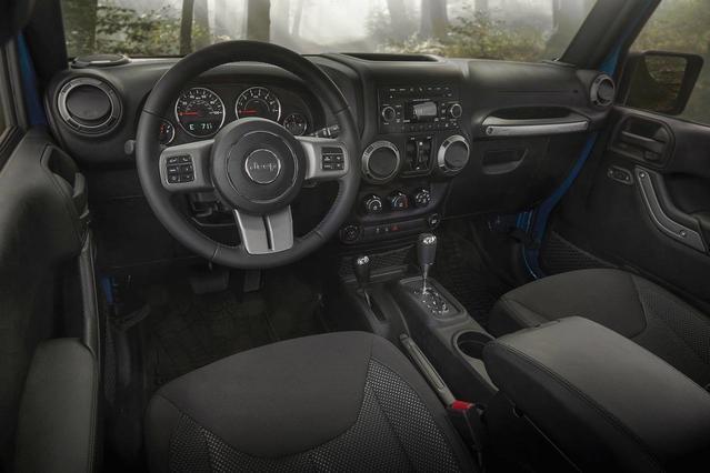 2016 Jeep Wrangler Hillsborough NC