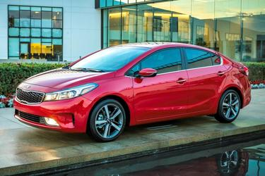 2017 Kia Forte LX Sedan Merriam KS