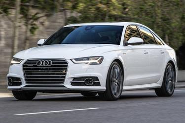 2017 Audi A6 PREMIUM PLUS Sedan Slide