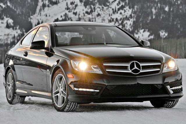 2012 Mercedes-Benz C-Class C 300 4dr Car Slide 0
