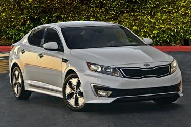 2012 Kia Optima LX 4dr Car Winston-Salem NC